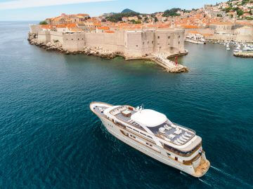Deluxe split to Dubrovnik cruise