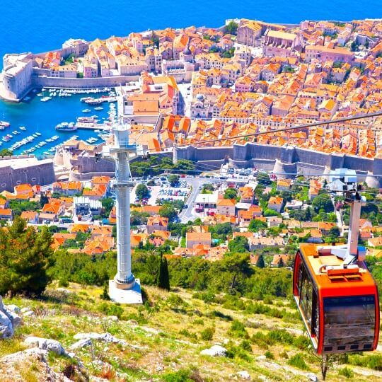 Dubrovnik Cable Car Tour (1)