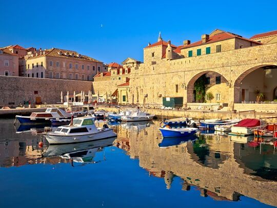 Dubrovnik Old Town Harbour City Walls Tour (1)