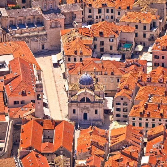 Dubrovnik Old Town Sightseeing