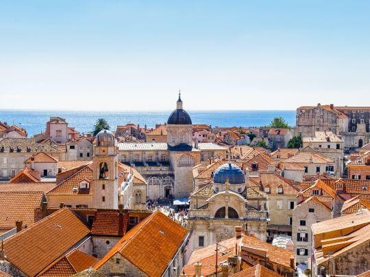 Dubrovnik Old Town Walk Tour