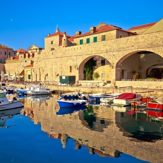 Dubrovnik Sightseeing Tour Avansa