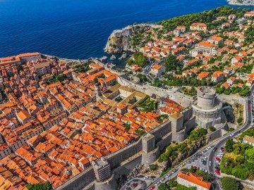 Dubrovnik and Elaphite Islands Walking Tour