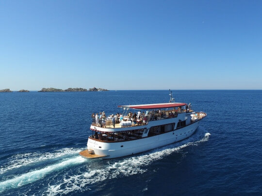 Three Islands Cruise Dubrovnik