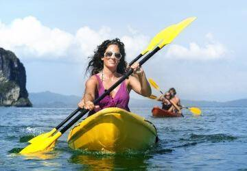 Kayaking Weekend Elaphite Islands