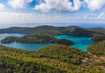 Mljet and Elaphites Active Tour