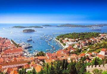Dalmatia Coast Cruises from Split