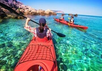 Dubrovnik Islands Sea Kayaking