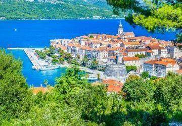 Korčula and Pelješac Day Tour from Dubrovnik